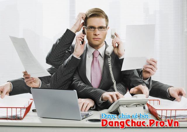 Trái ngược với những thứ tự thường thấy trong cuộc sống, công việc nên được bắt đầu với những nhiệm vụ khó khăn nhất.